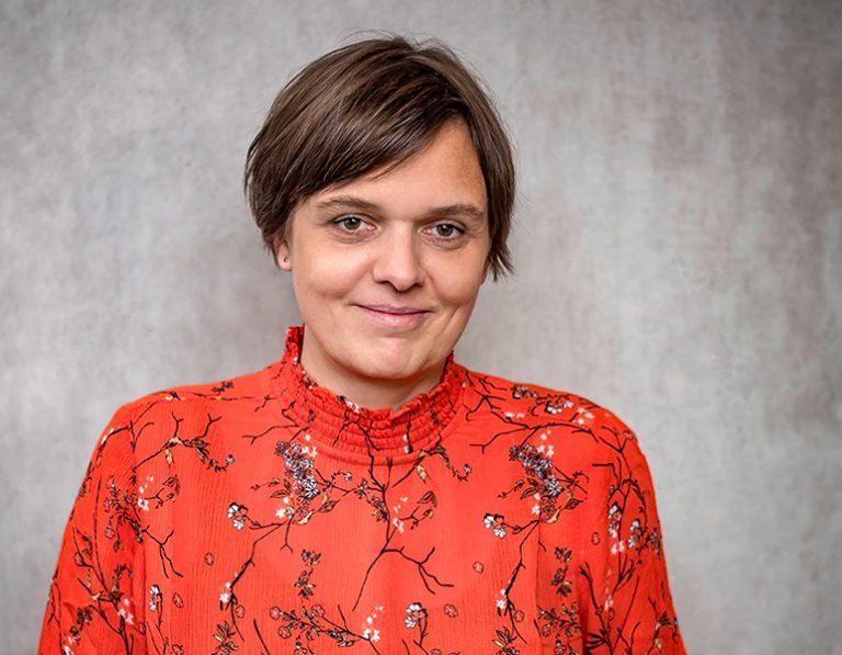 FRAU BRAUN Gestalterin im Erfurter Designbüro für visuelle Kommunikation